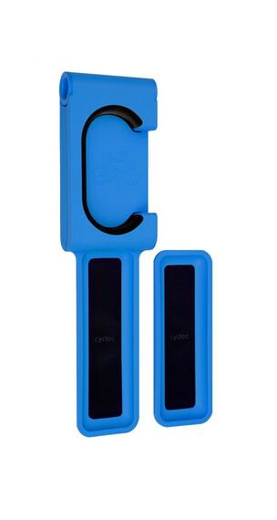 Cycloc Endo fietshouder blauw